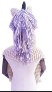 3-in-1 Versa-Unicorn Scarf