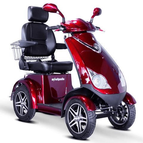E-Wheels: 72 Scooter - Mobility Scooters Store red