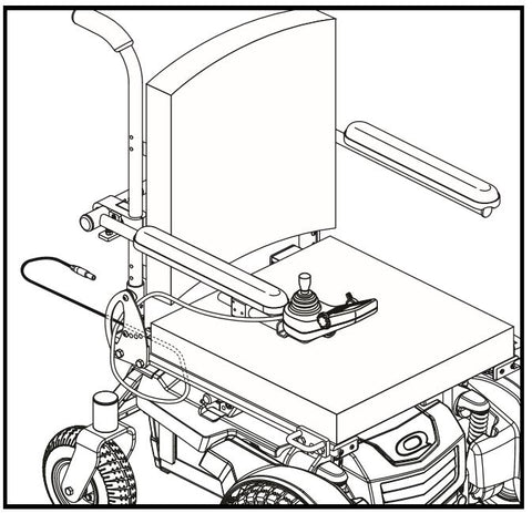 How to Assemble, Operate and Disassemble the Jazzy 1450 Power Chair