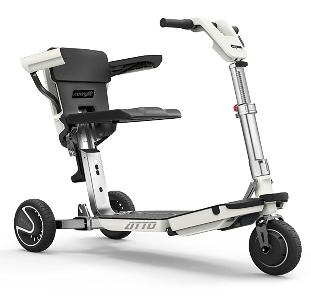 Atto travel scooter by Moving Life