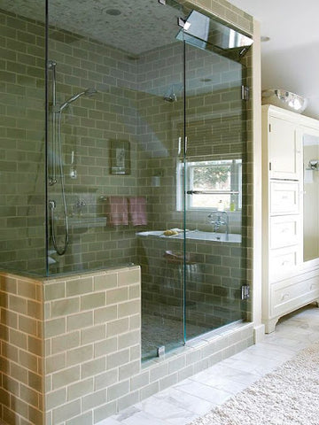 CONVERT YOUR EASY ACCESS SHOWER INTO A STEAM ROOM HAVEN