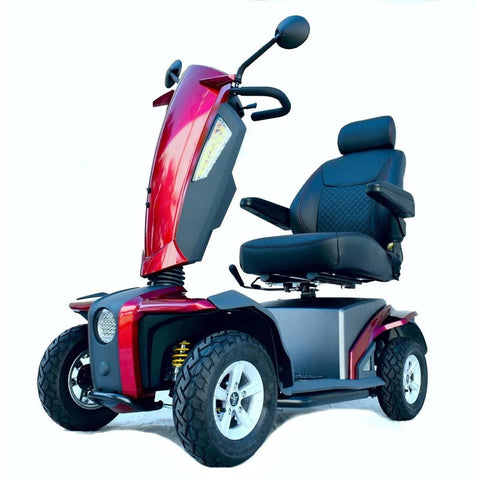 EV Rider VitaExpress Recreational Outdoor Mobility Scooter