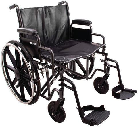 Convaquip: Wheelchairs - Manual, Bariatric Wheelchair - PB-WC72620DS