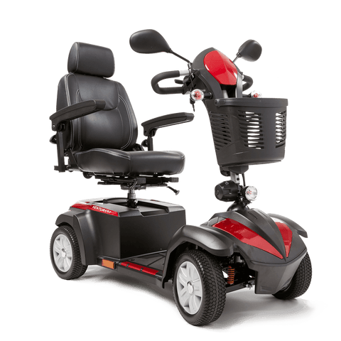 Drive Medical: Ventura Deluxe 4 Wheel Scooter