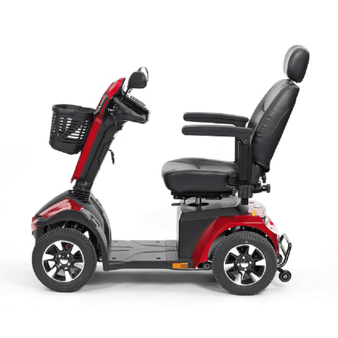 Drive Medical Panther HD Luxury Mobility Scooter Side View