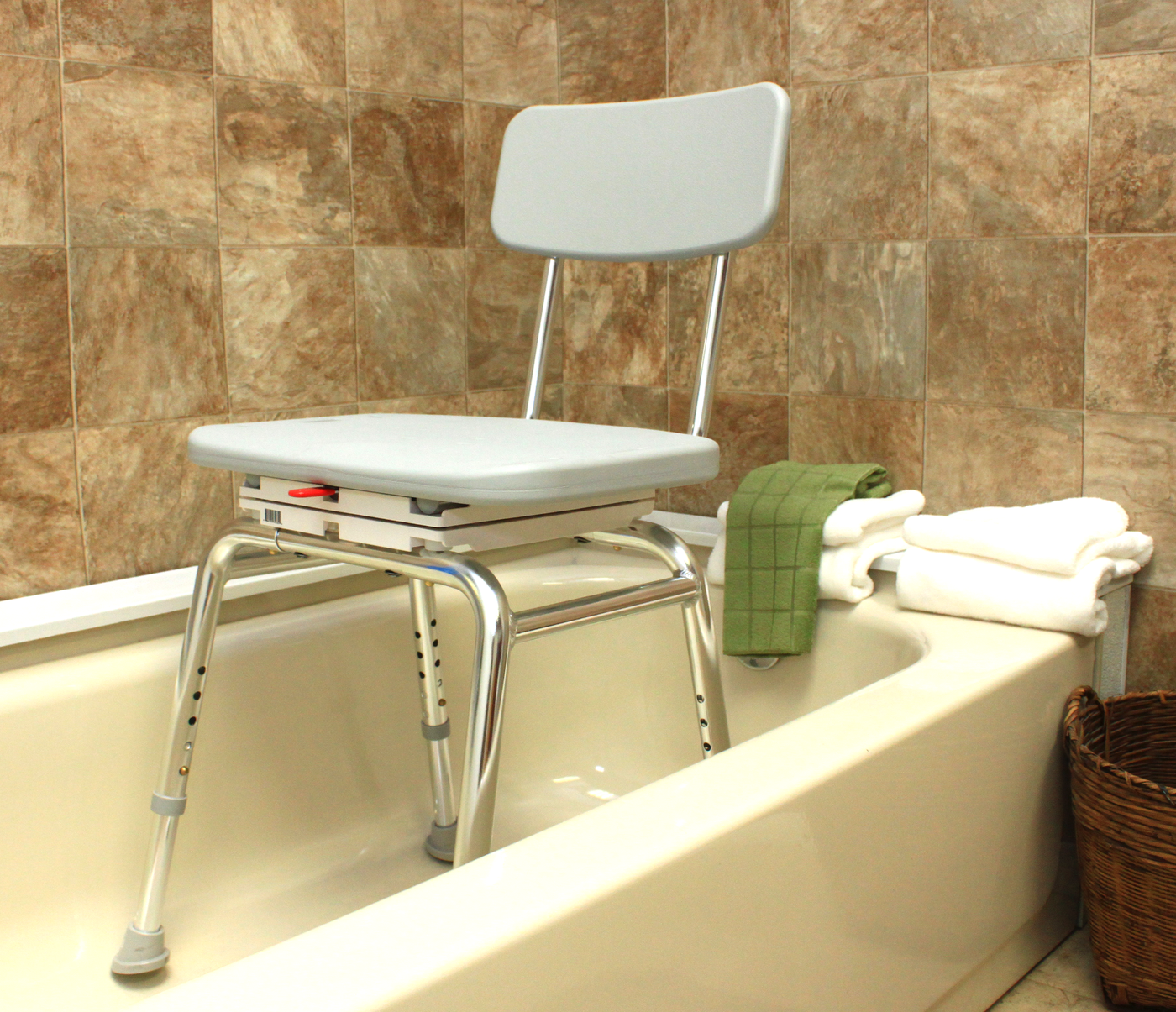 Eagle Health: Swivel Shower Chair - 75232
