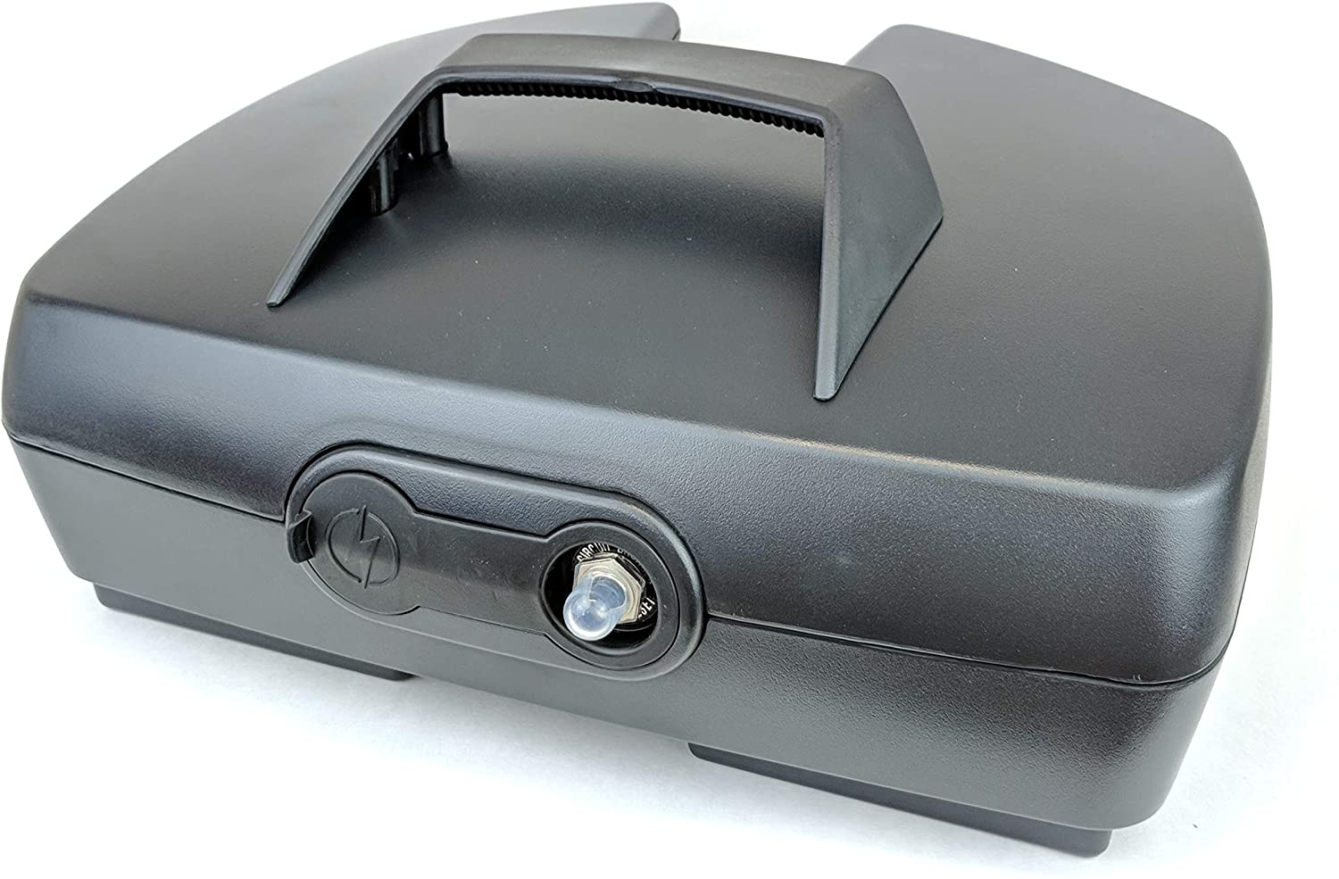 Battery box for mobility scooter