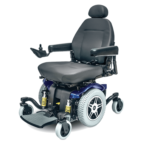 Jazzy 614HD Bariatric Power Chair