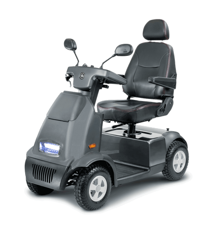 Afikim: Afiscooter C 4-Wheel Scooter front