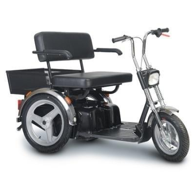 AfiScooter SE Motorcycle-Style Mobility Scooter