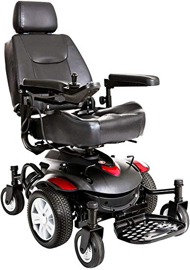 Drive power wheelchair