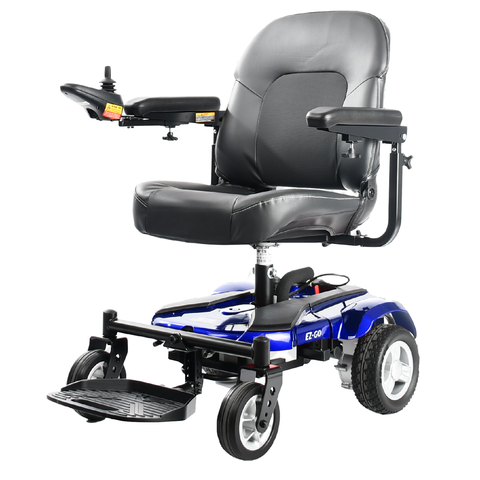 How to Assemble, Operate and Disassemble the EZ-GO/EZ-GO Deluxe Power Chair