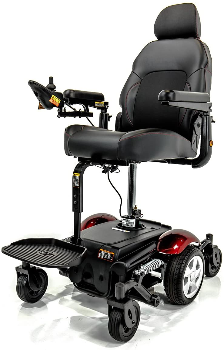 Merits Vision Sport with Elevating Seat