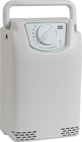 Compass Health: Precision Medical EasyPulse POC Portable Oxygen Concentrator - PM4150