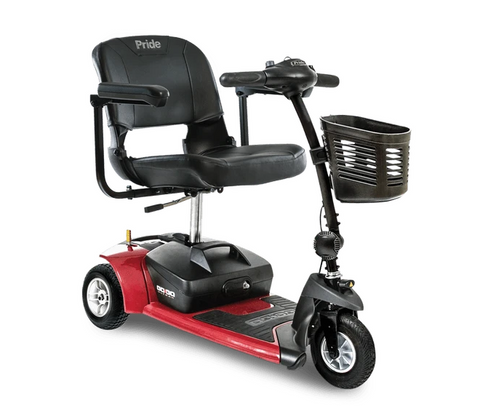 Pride Mobility: Go-Go Ultra X 3-Wheel - Mobility Scooters Store