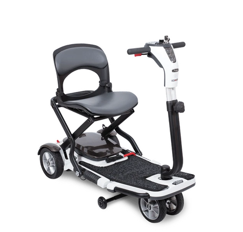 Pride Mobility: Go-Go Folding Scooter - Mobility Scooters Store