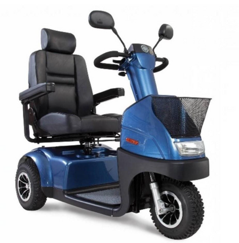 Afikim: Afiscooter C 3-Wheel Scooter - Mobility Scooters Store