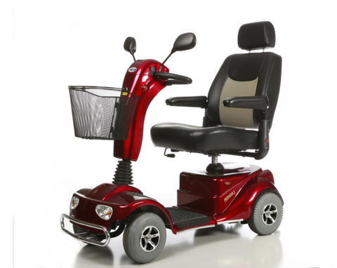 Merits: Pioneer 4 with Elevating Seat Option - S141