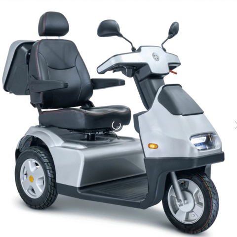 Afikim: Afiscooter S 3-Wheel Scooter