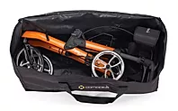Practical travel bag  for transportation of Comodita Tipo Classic Walker Rollator