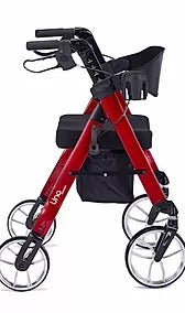 comodita uno rollator walker Convenient under seat storage bag of Comodita uno classic rollator