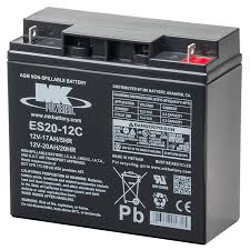 20 AH 12V MK scooter battery
