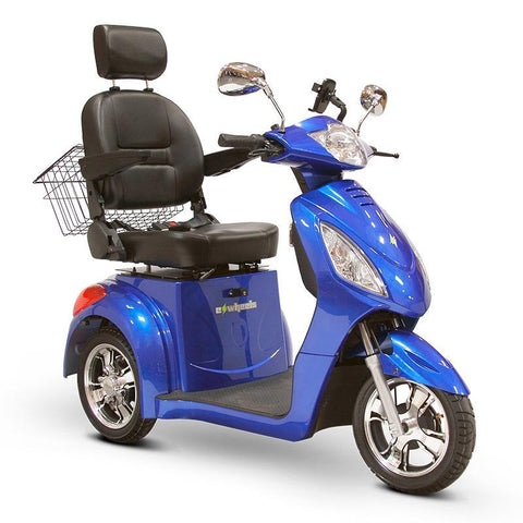 E-wheels mobility scooter-blue