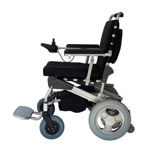 safe mobility scooter for senior citizen with big tyres