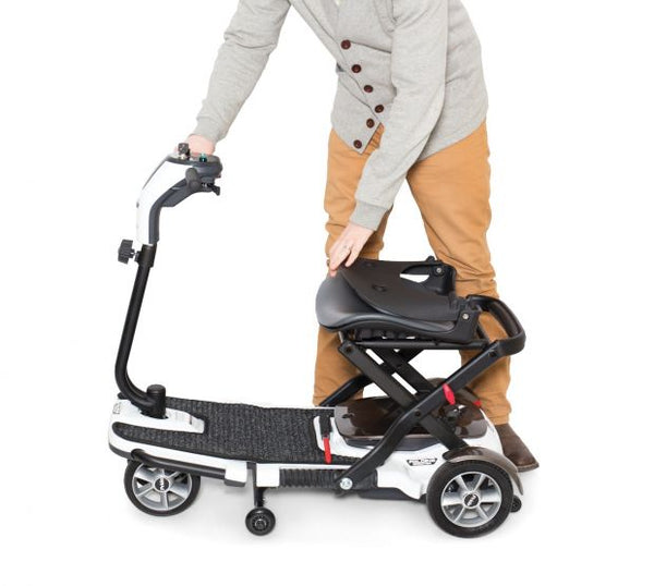 Scooter intended designed for travel