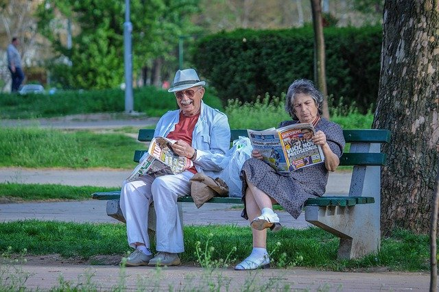 outdoor ideas for seniors