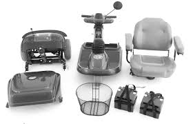 mobility equipment parts replacement