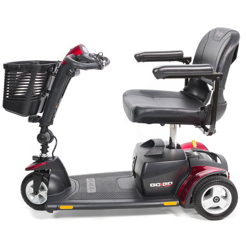 Pride Mobility: Go-Go Sport 3 Wheel : It's a done deal