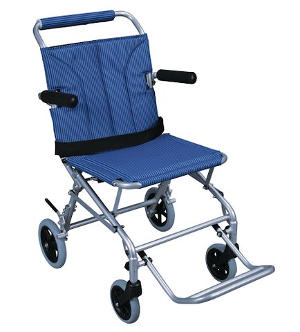 Drive Medical: Super Light Folding Transport Wheelchair With Carry Bag
