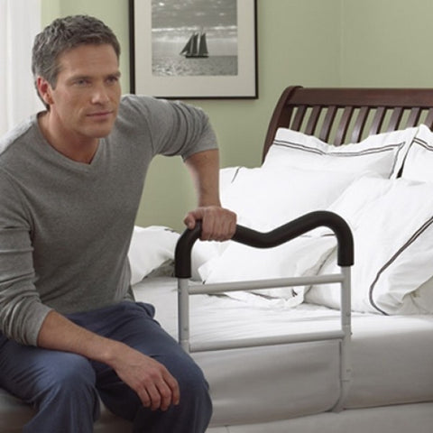 Keen Healthcare: M-Rail Home Bed Assist Handle - EFFAFMRAIL - Adjust With Bed