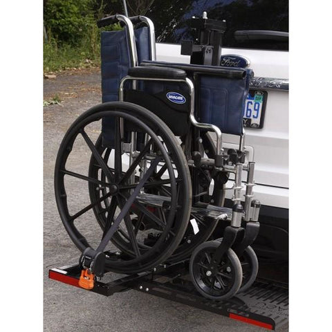 Wheelchairs Carrier: Electric Tilt 'N Tote lift - Mobility Scooters Store