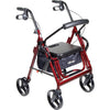 Image of Drive Medical: Duet Transport Chair and Rollator