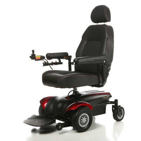 Merits: Vision CF Power Wheelchair