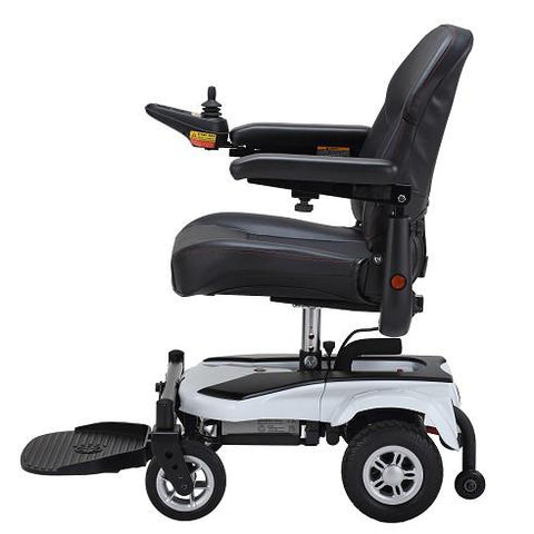 Merits: EZ-GO / EZ-GO Deluxe Compact Power Chair