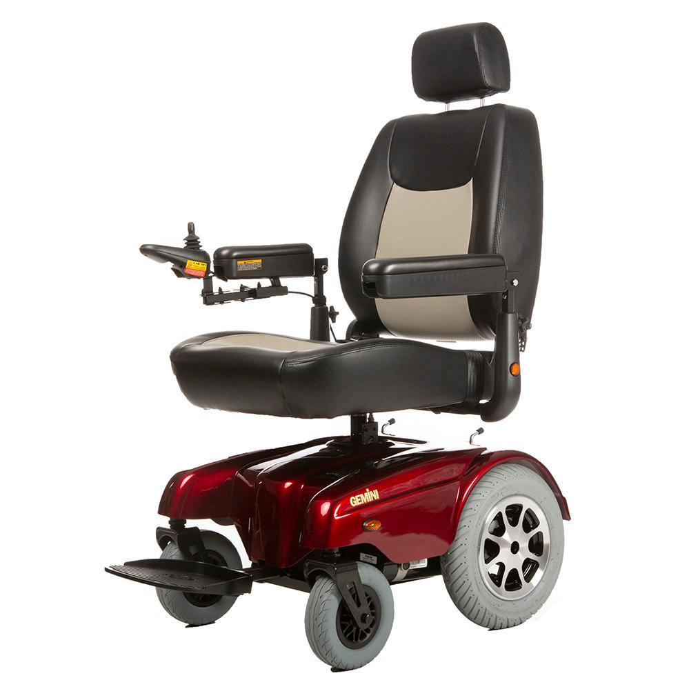 Merits Gemini Power Chair with Elevating Seat Power Chair with Elevating Seat