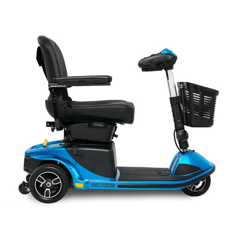 Pride Mobility: Revo 2.0 3-Wheel - Mobility Scooters Store