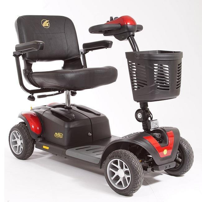 CLICK HERE: Golden Technologies Buzzaround EX 4-Wheel Scooter On ...