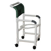 Image of MJM International: Shower Chair with Tilt Seat - 118-3-TS - Actual Image