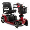 Image of Pride Mobility: Zero Turn 10 (ZT10) 4-Wheel Scooter