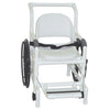 Image of MJM International: Multi-Purpose Chair (Shower Chair, Transferchair and Pool Access) - 131-18-24W-FS - Front View