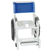 Image of MJM International: Multi-Purpose Chair (Shower Chair, Transferchair) - 131-18-24W - Front View