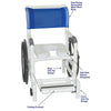 Image of MJM International: Multi-Purpose Chair (Shower Chair, Transferchair) - 131-18-24W - Actual Image