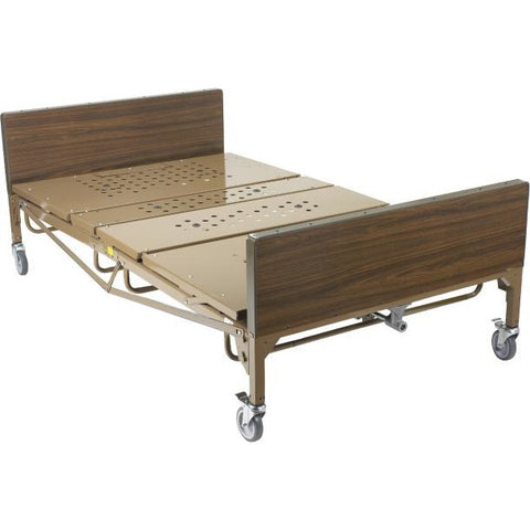 "Drive Medical: Full-Electric Bariatric Bed, 48"" - 15302"
