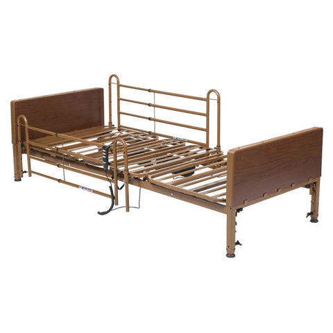 Drive Medical: Competitor II Manual Height Adjustable Bed