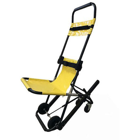 FEI: Stair Chair-Single Person Emergency Evacuation-Yellow Color - 16-1900 - Actual Image