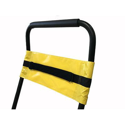 FEI: Stair Chair-Single Person Emergency Evacuation-Yellow Color - 16-1900 - Back Seat